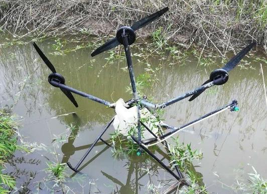 植保无人机市场洗牌加速,莱盛隆因故障率高引发代理商退货