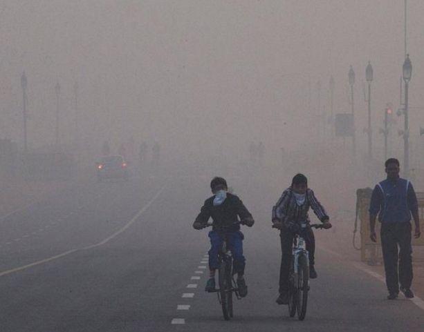 首批量化烟雾弥漫的空气和糖尿病之间联系