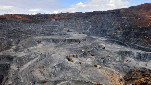 如何找铜矿?铜矿床的类型与找矿标志