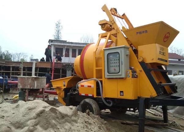 混凝土泵送施工技术规程