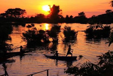"""泰国的湄公河竟然能""""喷出""""火球,何解?"""