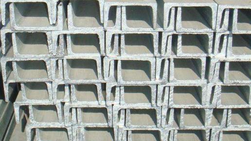 鞍钢首次成功轧制并出口16号非标热轧槽钢