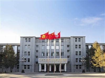 中国建材总院无机非金属材料国防科技重点实验室团队风采录
