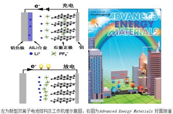 新型双离子电池体系中的反应机理、优势、挑战及最新研究进展