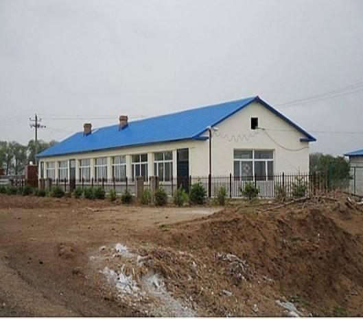 无机玻璃钢保温板新型材料解决农村危房改造难题