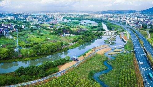 世界建筑节大奖:浦江浦阳江生态绿道 等6个项目入围