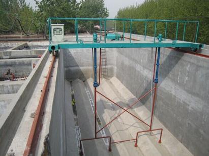 泵吸式吸泥机工作原理、结构特点、技术参数