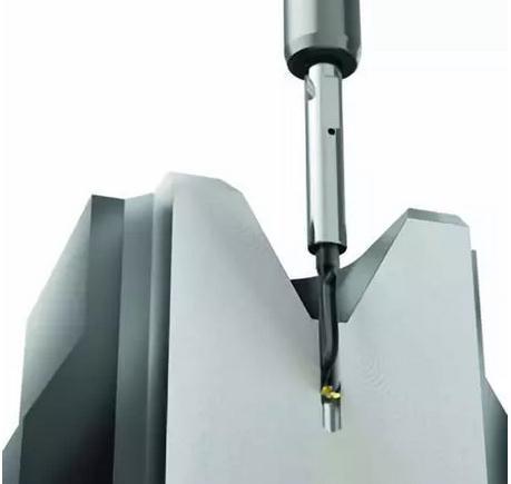 肯纳金属公司新型刀具克服长悬伸应用中的挑战