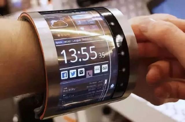 京东方今年将给华为供应至少100万块自主柔性OLED屏