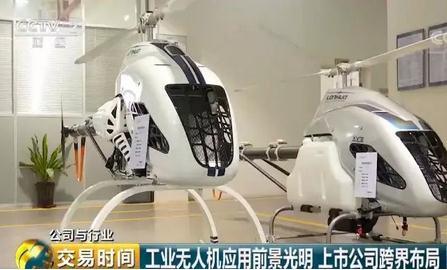 工业无人机应用前景光明,市场竞争日趋白热化