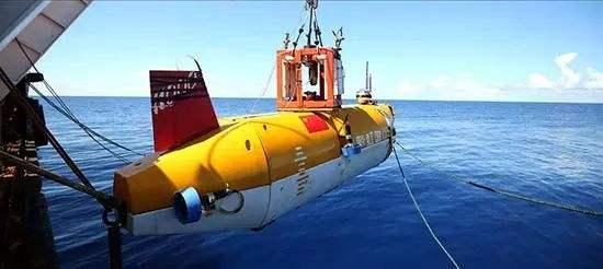 国内最大马力无人遥控潜水器在上海下线