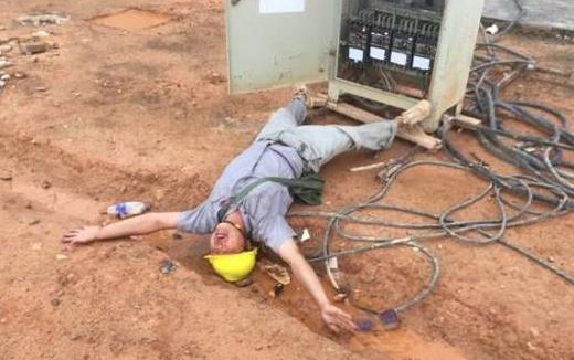 【案例分享】拆除接地线方法不当引起感应电触电的人身死亡事故