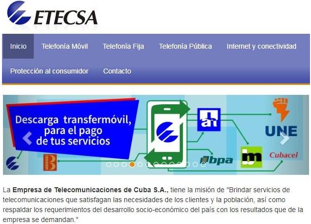 古巴终于开始向公众提供移动互联网服务