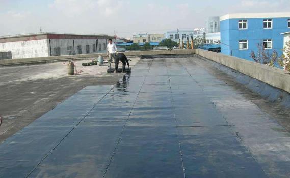 建筑防水工程技术规范与施工常见问题及解决办法