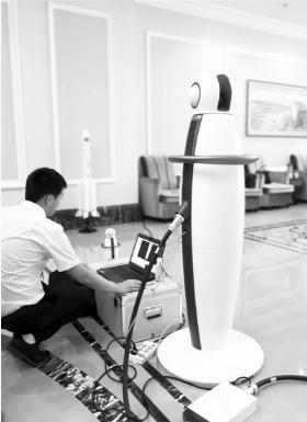 调频激光雷达扫描仪技术水平达到国际先进