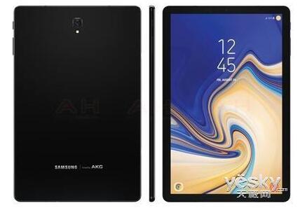三星Galaxy Tab S4全部配置揭秘
