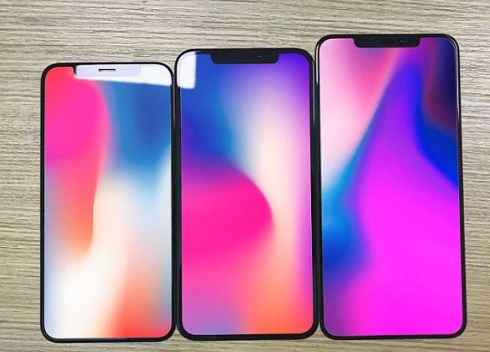 新款iPhone遭曝光, 屏幕将有三种尺寸