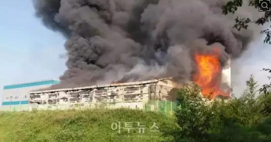 韩国风电场4MW/12MWh储能电站起火爆炸