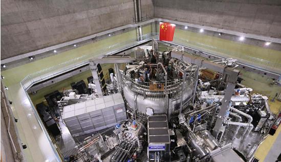 """合肥综合性国家科学中心挑战极限""""造太阳"""""""