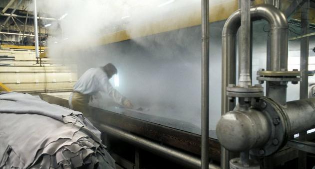 印度研究:制革厂排放的污水以及污染物对环境破坏