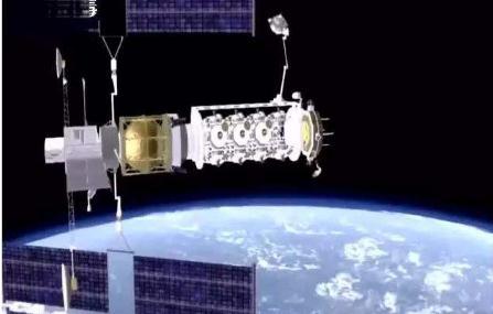 """在轨服务飞行器项目:有望为燃料耗尽的卫星提供""""太空救援""""服务"""