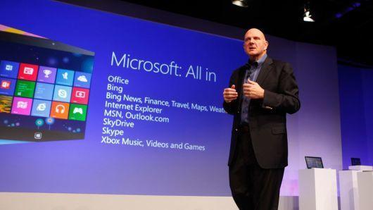 微软前CEO史蒂夫·鲍尔默:萨蒂亚·纳德拉担任CEO是我和盖茨推荐的,表现好很正常
