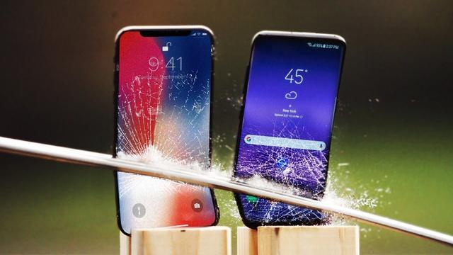 我们距离一部摔不碎的手机还有多远?