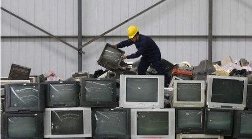 目前全球各国是如何处理电子垃圾的?