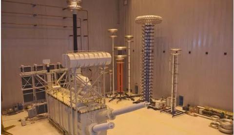 全球首台1100千伏特高压直流变压器已在重庆成功测试