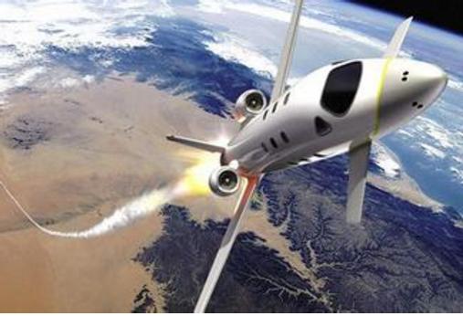 美民企成功进行火箭发射试验 太空旅行时代来临又近一步