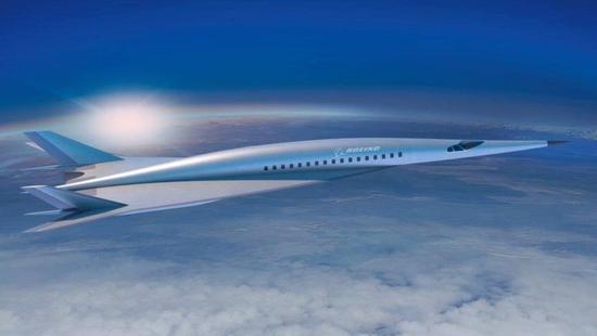 Boom Supersonic等三家美国航空谁能首先将超音速客机推向市场?