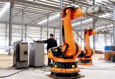 安徽省《关于印发支持机器人产业发展若干政策的通知》解读