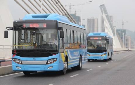 10年前全国首批新能源公交车仍在运营