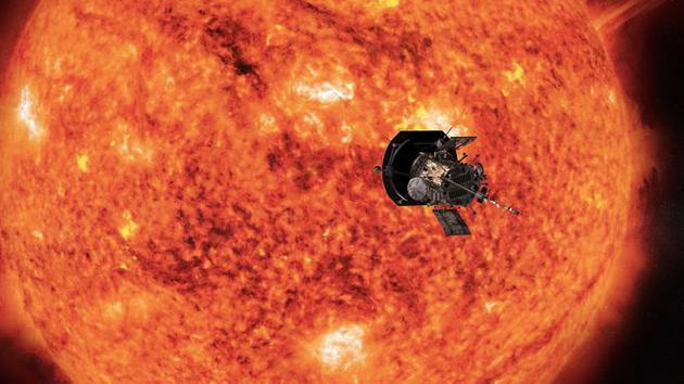 8月4日NASA将发射帕克太阳探测器(Parker Solar Probe)