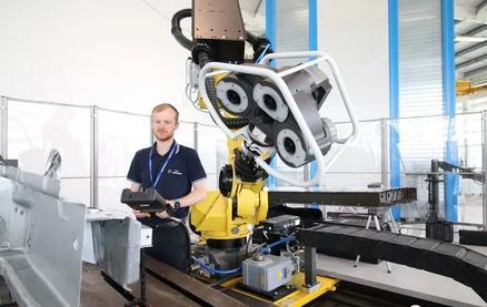 3D光学扫描仪如何提高汽车和航空航天工业的车间生产率?