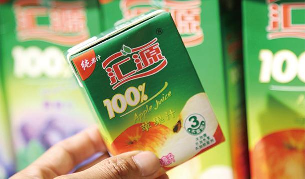 汇源果汁负债百亿要退市,椰树牌椰汁产值超44亿