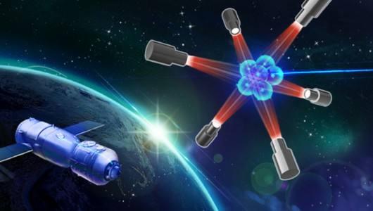 世界首台太空运行的冷原子钟日提高时间计量精度
