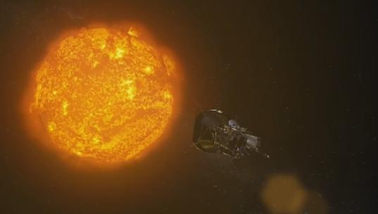 """NASA将发射第一艘""""飞越太阳""""太空船"""