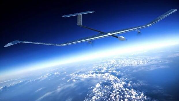 """空客""""和风S""""无人机持续飞行25天23小时57分钟打破最长滞空记录"""