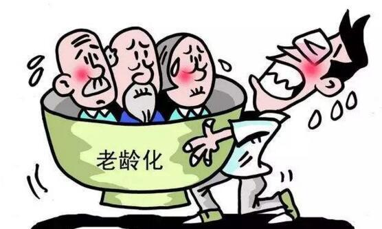 中国老龄化、人口出生率问题有多严重?