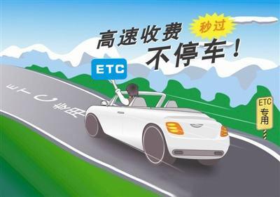 ETC是什么?电子不停车收费系统介绍