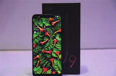 国美U9手机——全新一代生物识别手机售价1799元