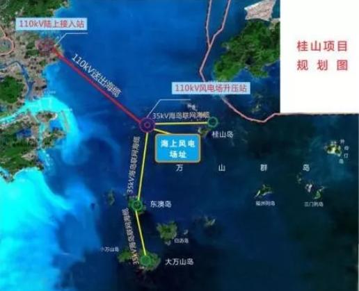 广东省首个海上风电项目全部并网发电!