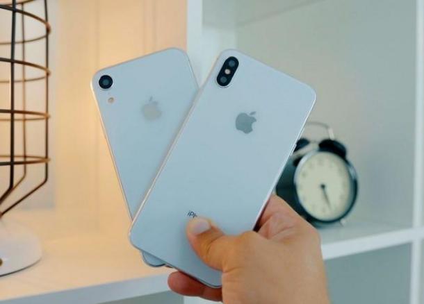 苹果2018年款6.1/6.5英寸iPhone机模上手