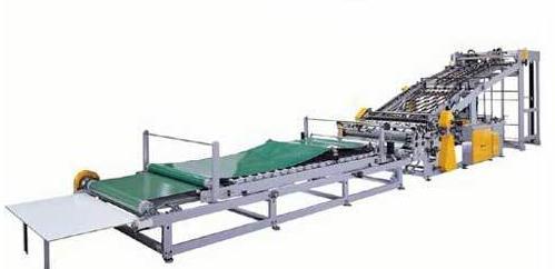 裱纸复合工艺之自动裱纸机使用要点