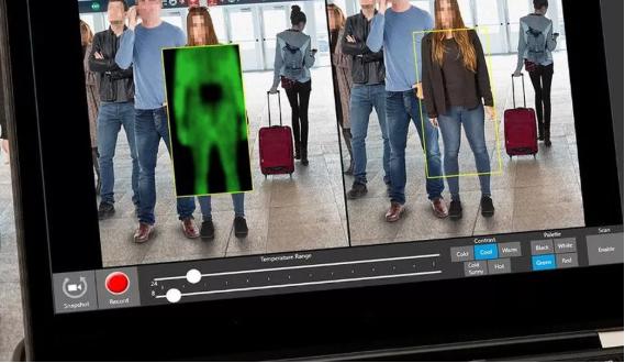 美地铁将安装便携式人体扫描仪 以检查爆炸物