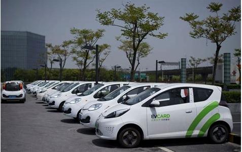 中国共享电动车高速扩张 计划募资7.3亿美元
