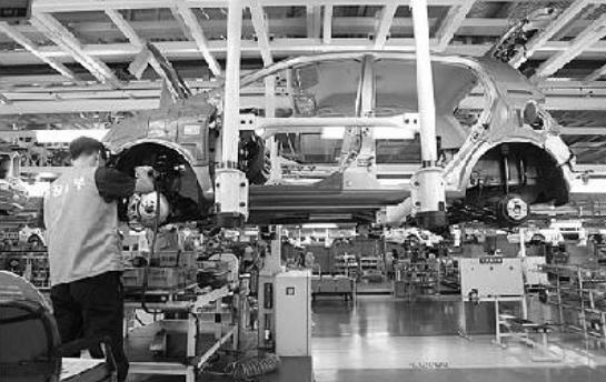 """韩国产业开始衰落,制造业正在进入""""老龄化"""""""