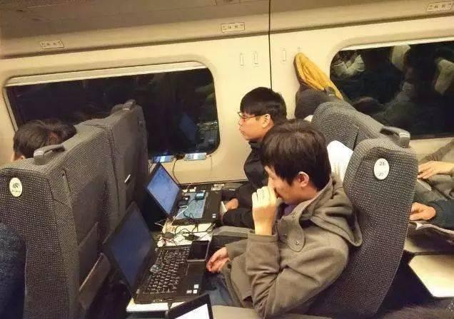 为什么坐高铁的时候手机信号一直不好?