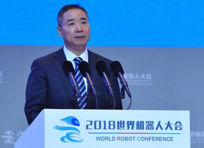 推动机器人产业健康发展 辛国斌提出四点倡议